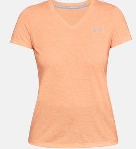 UNDER ARMOUR ~ V-Neck T-shirt